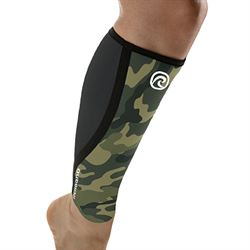 rehband Rehband skinnebensstøtte camo/sort fra fit4fight