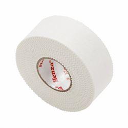 Henza® sportstape royal - white - 2,5 cm x 10 m fra henza på fit4fight