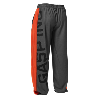 No1 mesh pant sort/orange