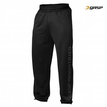 Gasp Essential Mesh Pant, Sort