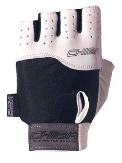 Chiba Power Handske Hvid