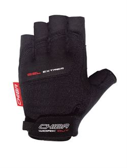 N/A Chiba gel extrem glove black på fit4fight