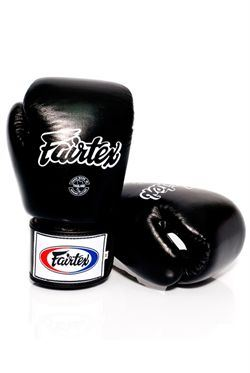 fairtex Fairtex bgv1 tight fit sparringshandsker sort på fit4fight
