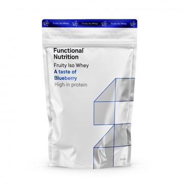 Whey Isolate Protein - 700g  Blueberry fra Functional Nutrition