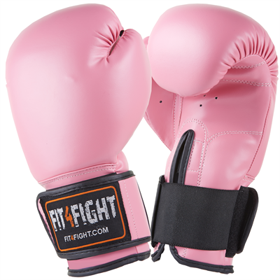Image of   Fit4fight Boksehandsker Pink
