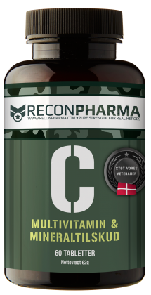N/A Recon pharma c-complex fra fit4fight