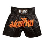 Fit4Fight Thai Shorts, Sort