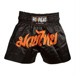 Fit4fight thai shorts fra N/A fra fit4fight