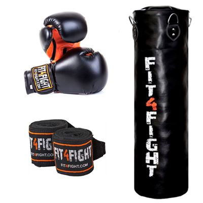 Image of   FIT4FIGHT Boksepakke