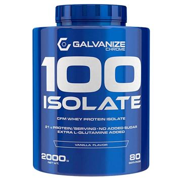 100 ISOLATE 2000g Galvanize