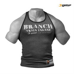 Image of   Gasp Rib T-back Branch Train Insane