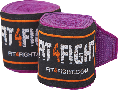 N/A Fit4fight-håndbind elastik 2,5 meter på fit4fight