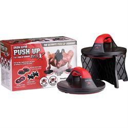 N/A Iron gym push up 3 in 1 fra fit4fight