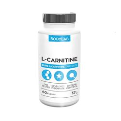 N/A Bodylab l-carnitine 60 stk fra fit4fight