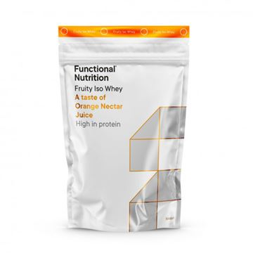 Whey Isolate Protein - 700g  Orange Nectar fra Functional Nutrition