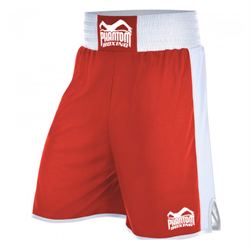 "phantom athletics Phantom boxing shorts ""tactic"" - red fra fit4fight"