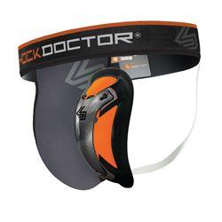 """Shock doctor skridtbeskytter """"ultra pro"""" med carbon flex cup fra N/A fra fit4fight"""