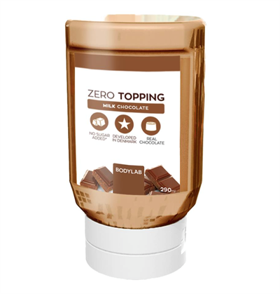 Bodylab zero topping 290 ml fra N/A fra fit4fight