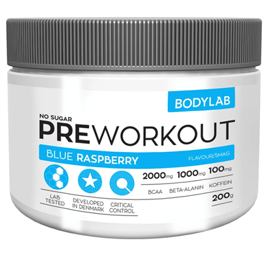 Image of   Bodylab Pre Workout 200 g