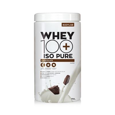bodylab Whey 100 iso pure (750 gram) på fit4fight