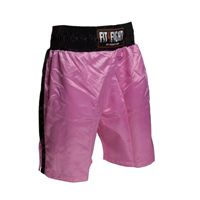 Fit4Fight Bokseshorts, Pink
