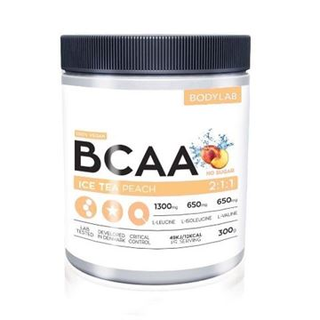Bodylab BCAA Instant Ice Tea Peach 300 g