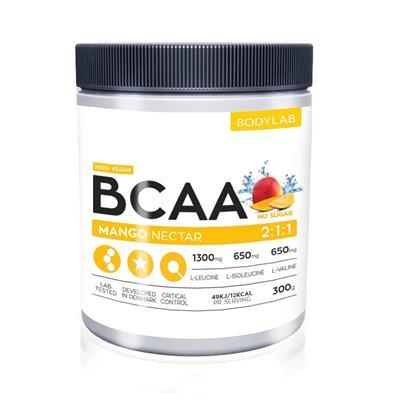 Billede af Bodylab BCAA Instant Mango Nectar 300 g
