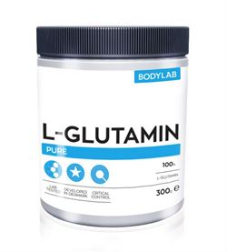 N/A – Bodylab l-glutamin 300 g fra fit4fight
