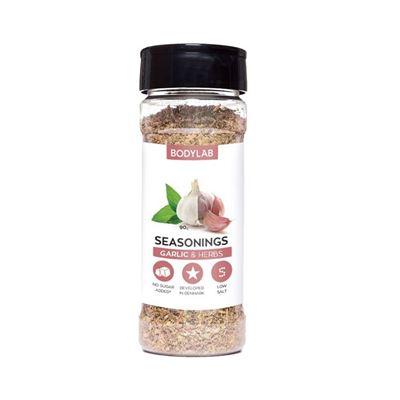 Billede af Bodylab Seasonings Garlic & Herbs