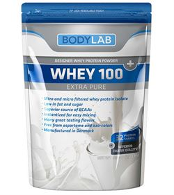 N/A – Bodylab whey 100 extra pure 1 kg på fit4fight