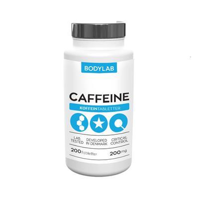 Billede af Bodylab Caffeine 200 stk