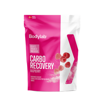 Carbo Recovery 500 g Hindbær