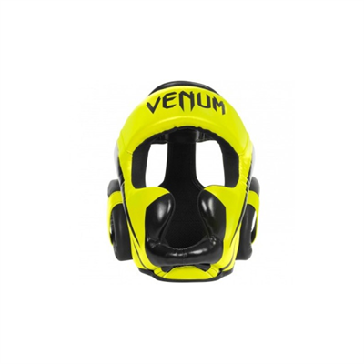 venum – Venum elite hjelm neon gul fra fit4fight