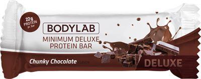 Billede af MinDeluxe Protein Bar Chunky Chocolate 65 g