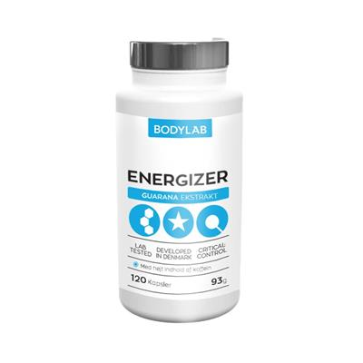 bodylab Bodylab energizer 120 stk på fit4fight