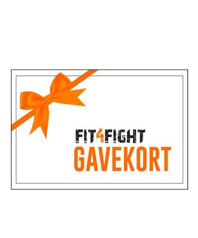 fitpak – Print-selv gavekort på 200 kr på fit4fight