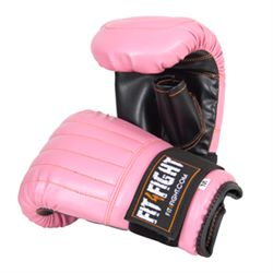 Image of   Fit4Fight Sandsækhandsker Pink