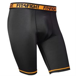 "Image of   Fit4Fight ""Fearless"" Kompressions Shorts"