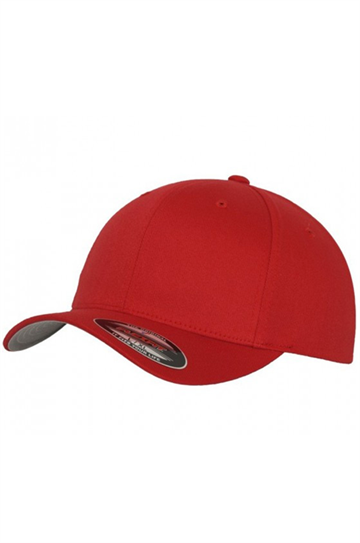 FlexFit Original Baseball Cap - Rød