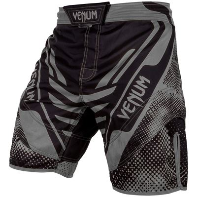N/A Venum technical fightshorts - black/grey fra fit4fight