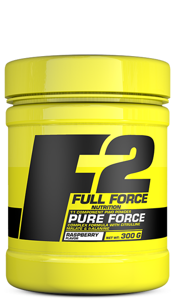 FF Nutrition Pure Force 300g Hindbær