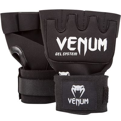 N/A Venum kontact gel glove wraps på fit4fight
