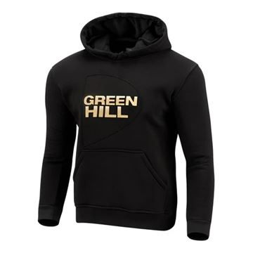 Hoodie Gold fra Green Hill - Limited Edition med Fit4Fight logo
