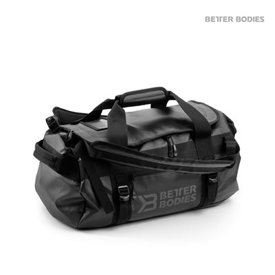 Gym duffle bag fra better bodies i sort fra better bodies på fit4fight