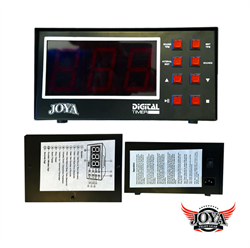 Joya interval digital timer fra joya fight gear på fit4fight