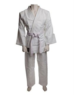 N/A – Fit4fight judo gi, hvid fra fit4fight