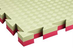 Sportsmat judo gulve 1m x 1m x 4cm fra N/A fra fit4fight