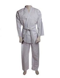 Image of   Fit4Fight Karate Gi, Hvid