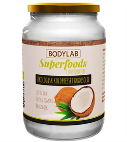 Image of   Bodylab Koldpresset Kokosolie 565 ml