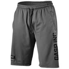 N/A Gasp no. 89 mesh shorts - grå på fit4fight